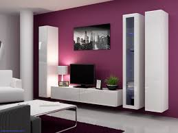 living room modern living room tv and speakers stock photo image
