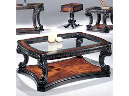 Fairmont Design Furniture Fairmont Designs Grand Estates Coffee Table W Glass Table Royal