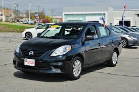 nissan versa motor mount certified pre owned 2012 nissan versa s 4dr car in lawrence