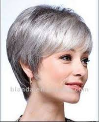 salt and pepper pixie cut human hair wigs image result for grey short hair styles jury pinterest gray