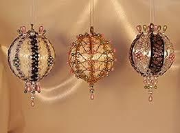 beaded ornaments decor ideas