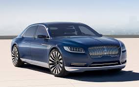 lincoln continental concept 2015 wallpapers and hd images car