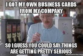Cards Meme - business card meme fresh 10 business card meme tamara hayle
