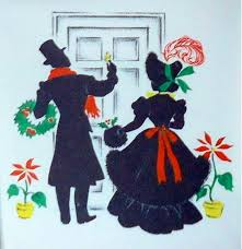 Victorian Christmas Card Designs 2905 Best Greeting Cards Vintage Christmas Images On Pinterest