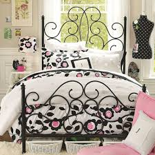 girls bedroom astounding bedroom decoration using black