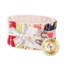 the good life jelly roll by bonnie u0026 camille for moda fabrics