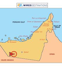 rub al khali map location map for liwa hotel in abu dhabi rub al khali desert