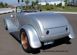 silver dollar u002732 ford roadster