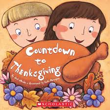 countdown to thanksgiving by jodi huelin scholastic