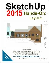 tutorial sketchup modeling sketchup books for design professionals 3dvinci