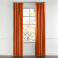 Burnt Orange Curtains Sale Great Burnt Orange Velvet Curtains Decor With 26 Best Curtains