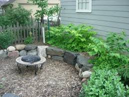 Stones For Patio How To Build A Loose Material Patio Dengarden