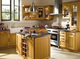 cuisines rustiques bois cuisine bois cuisine rustique moderne en bois avec cuisine beau