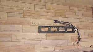 fireplace amazing hang tv above brick fireplace artistic color