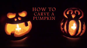 pumpkin carving history and how to tips