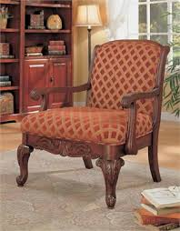 Traditional Accent Chair Accent Chair Barlowe Collection