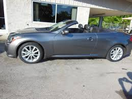 convertible for sale infiniti g37 convertible for sale carsforsale com