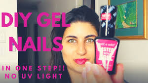 gel nails in one step wet n wild 1 step wonder gel nail polish