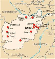 bagram air base map afghan historical perspective