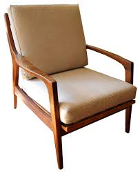 Midcentury Modern Lounge Chair Mid Century Walnut Lounge Chair Sold Inabstracto