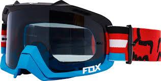 fox motocross goggles fox motocross u0026 enduro mx combo fox flexair seca blue maciag