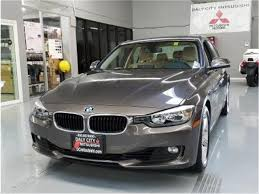 2013 Bmw 328i Interior Used 2013 Bmw 3 Series For Sale Pricing U0026 Features Edmunds