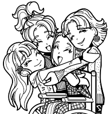 fan story about cheering up violet u2013 dork diaries