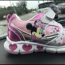 minnie mouse light up shoes disney other sold minnie mouse light up shoes poshmark