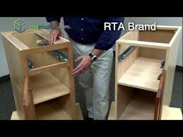 cliq vs ready to assemble cabinets rta cabinets for home