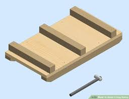 How To Build A Tool Shed Ramp by How To Build A Dog Ramp 10 Steps With Pictures Wikihow