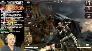 Challenge Fatality Mortal Kombat X Kenshi Challenge Fatality