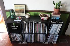 Vinyl Record Bookcase Vinyl Alliray Com