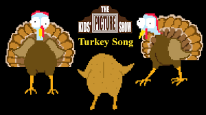 a thanksgiving song turkey song thanksgiving music the kids u0027 picture show
