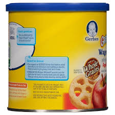 graduates snacks gerber graduates wagon wheels apple harvest 1 48 oz target