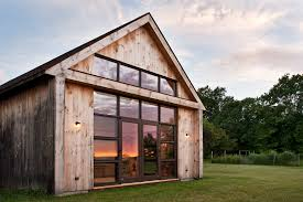 Large Barn Sloan Architects P C Millbrook New York