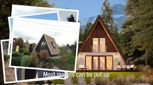 a frame kit house a frame kit homes from avrame youtube