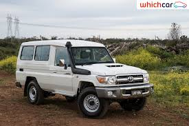 toyota land rover 2017 2018 toyota landcruiser 70 series review