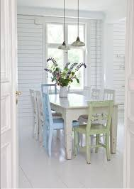 Shabby Chic White Dining Table by 58 Best Beach Cottage Coastal Tables Images On Pinterest Kitchen