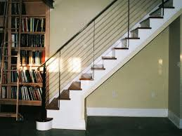 Banister Railing Parts Decorations Modern Indoor Stair Railing Kits Systems For Your