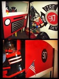 diy firetruck bed 8 steps