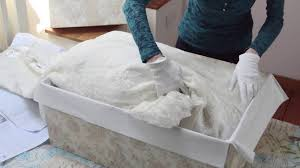wedding dress boxes how to pack a wedding dress with the empty box company