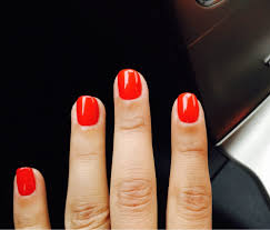 no chip manicure opi 2 big apple red yelp