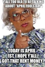 April Fools Day Meme - 201502 0954 hhehi sm