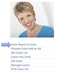 What To Write On A Wedding Invitation 10 Tips For Creating Buzz With Facebook Events Social Media Examiner