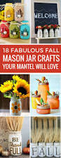 halloween baby food jar crafts best 25 fall mason jars ideas on pinterest shabby chic