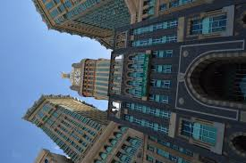 review al abraj mall makkah royal clock tower