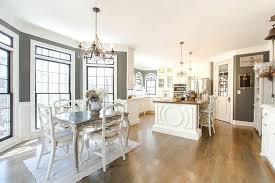 decoration salon avec cuisine ouverte deco salon ouvert sur cuisine cuisine idee deco cuisine ouverte
