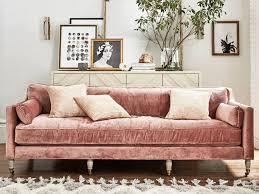 salon canape inspiration un canapé en velours dans mon salon savly