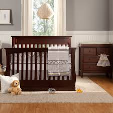 Cribs That Convert Into Toddler Beds by Davinci Glenn 4 In 1 Convertible Crib With Toddler Bed Conversion