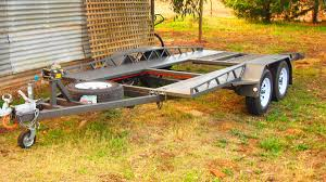 Seeking Trailer Hunt Stolen Trailer Bendigo Advertiser
